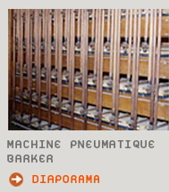 machine pneumatique Barker